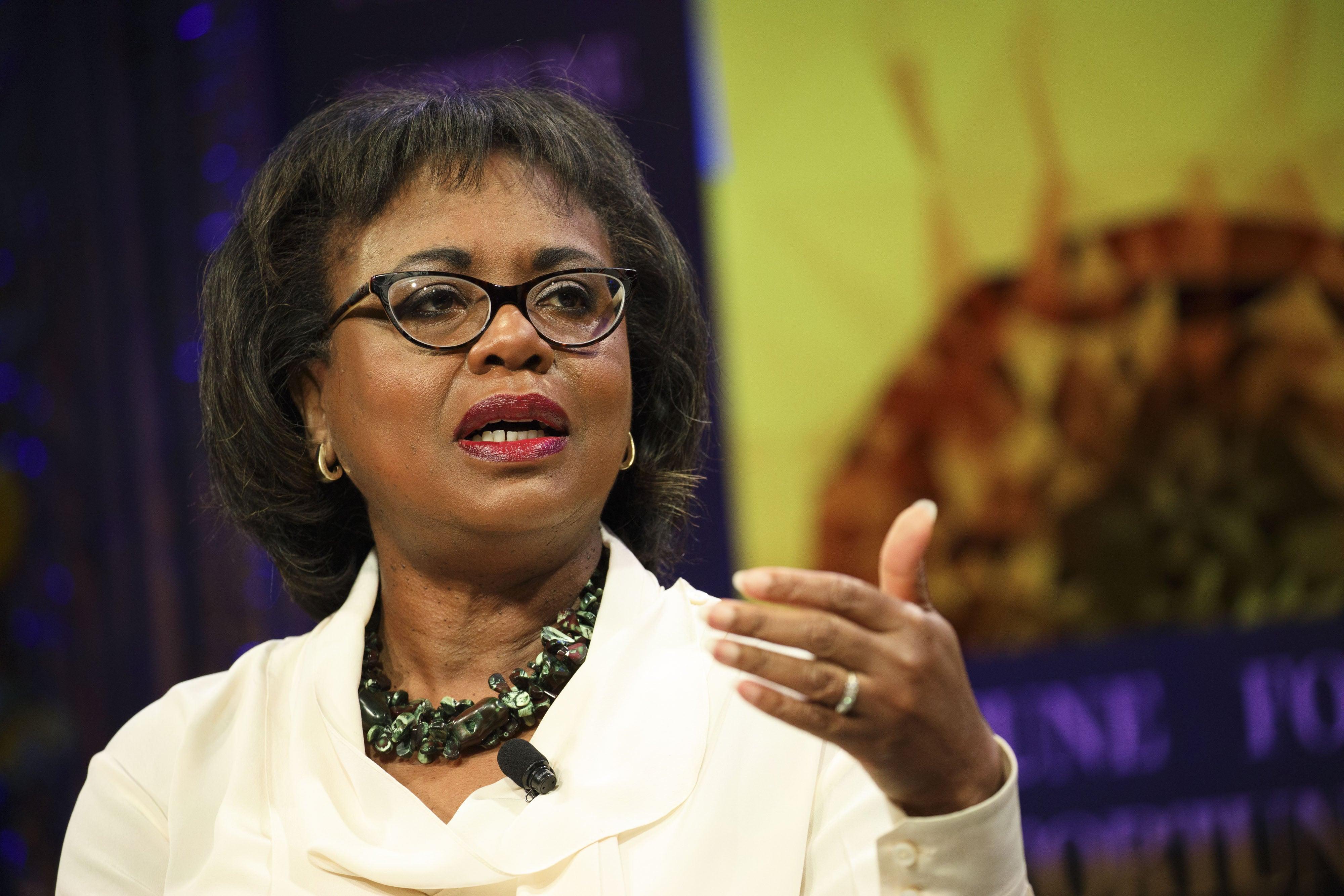 Anita Hill Calls Out Kavanaugh's Behavior During Testimony