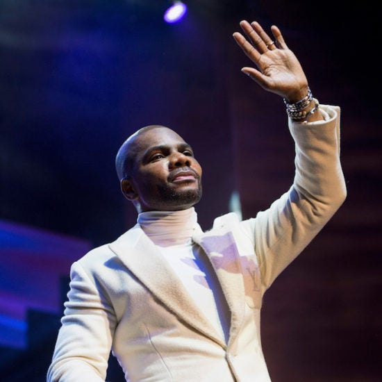 Kirk Franklin Forgives Biological Father Who Has '3 to 6 Months to Live'
