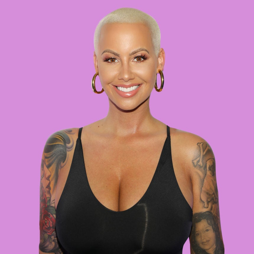 Why Amber Rose Is Teaching Her 5-Year-Old Son About Consent