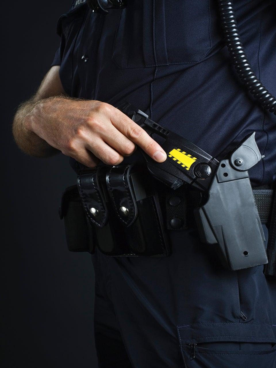 Utah Police Draws Gun On 10-Year-Old Boy Playing In Family's Yard