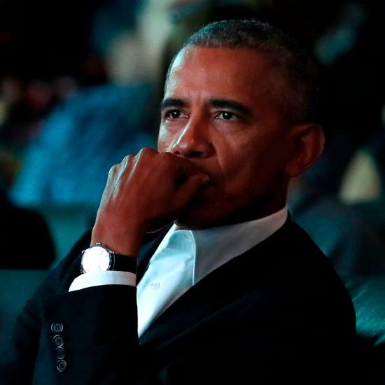 Explosive Devices Sent To Former President Barack Obama