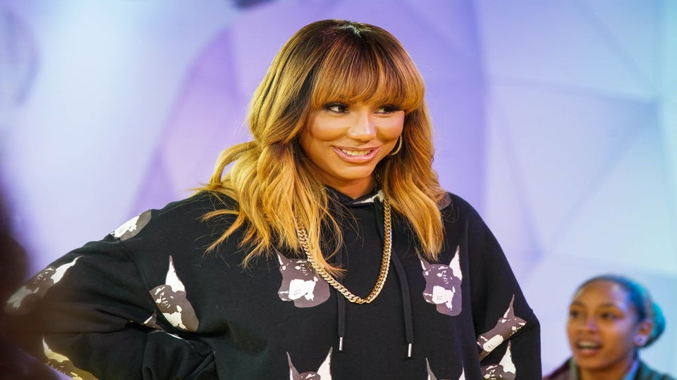 Tamar Braxton Opens Up About Molestation, Her Nigerian Boo And Why She Called Iyanla Vanzant 'A Devil'