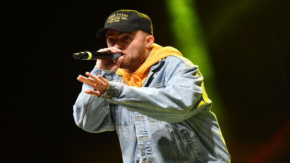Chance The Rapper, Jaden Smith And Others Pay Their Respects to Late Rapper Mac Miller