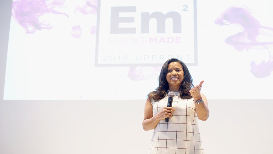 Michelle Ebanks, CEO Of Essence Communications, Talks To Forbes About Investing In Women Of Color