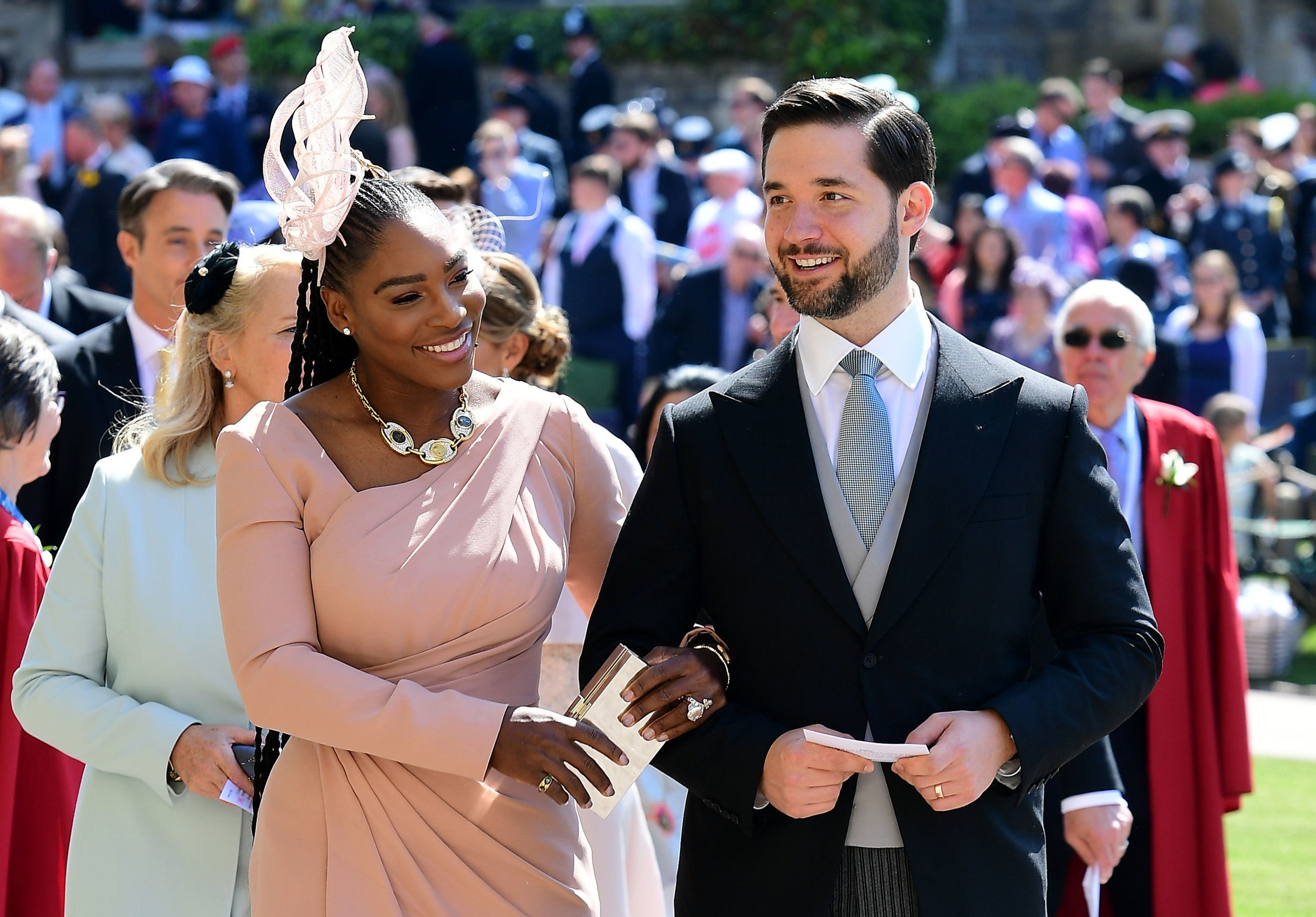 Let Us Count All The Ways That Serena Williams' Marital Bliss Pisses Some White Women Off