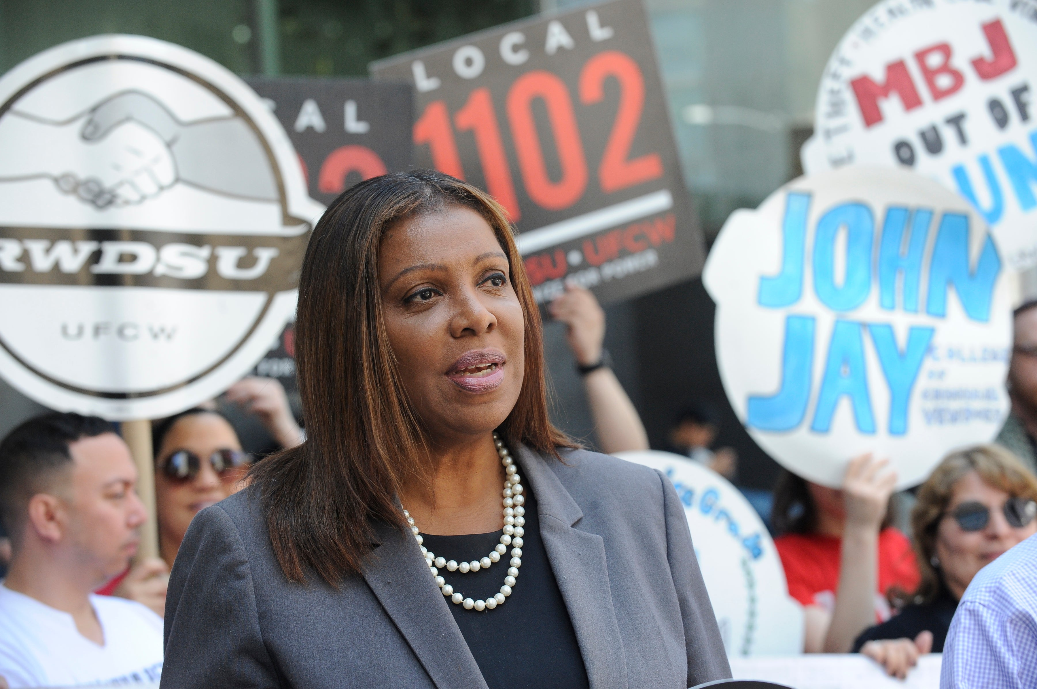 Letitia James's Win In The New York Attorney General Primary Is History Making