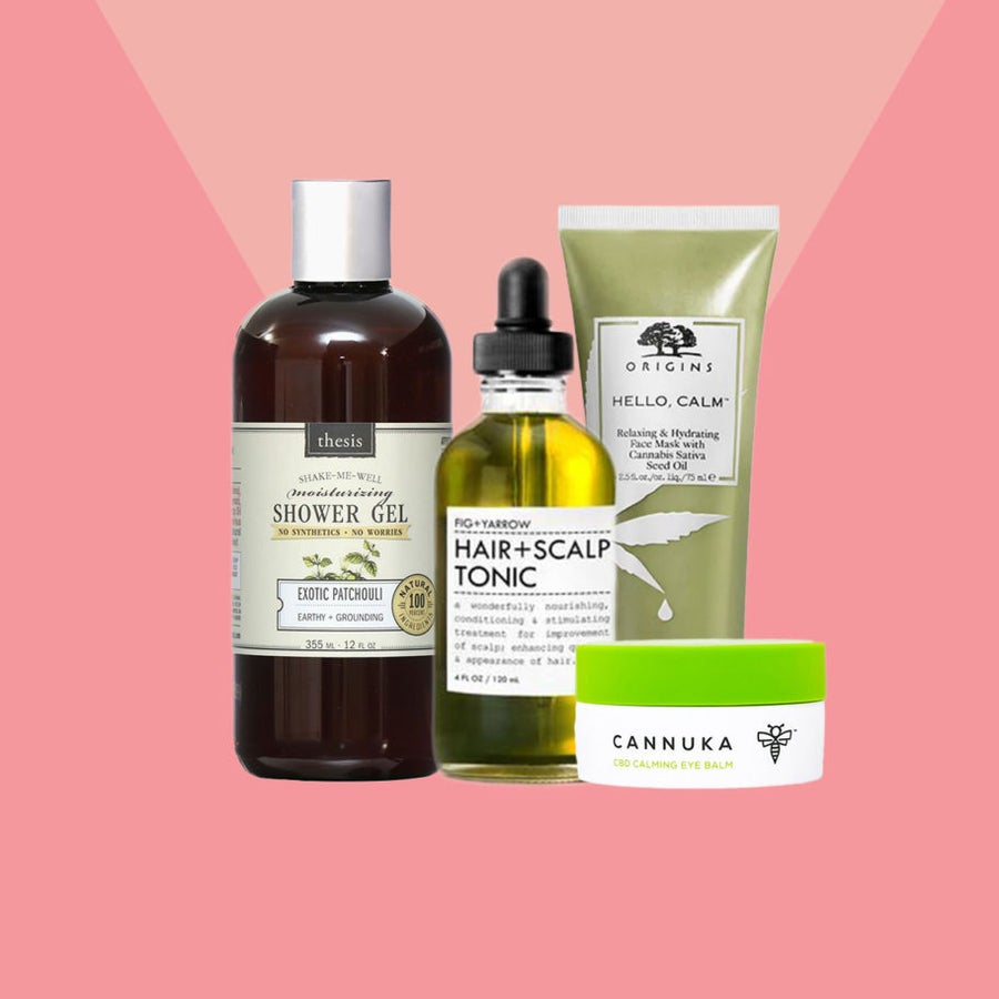 These 8 Hemp-Infused Skincare Products Are Perfect For Combating Dull, Dry Skin