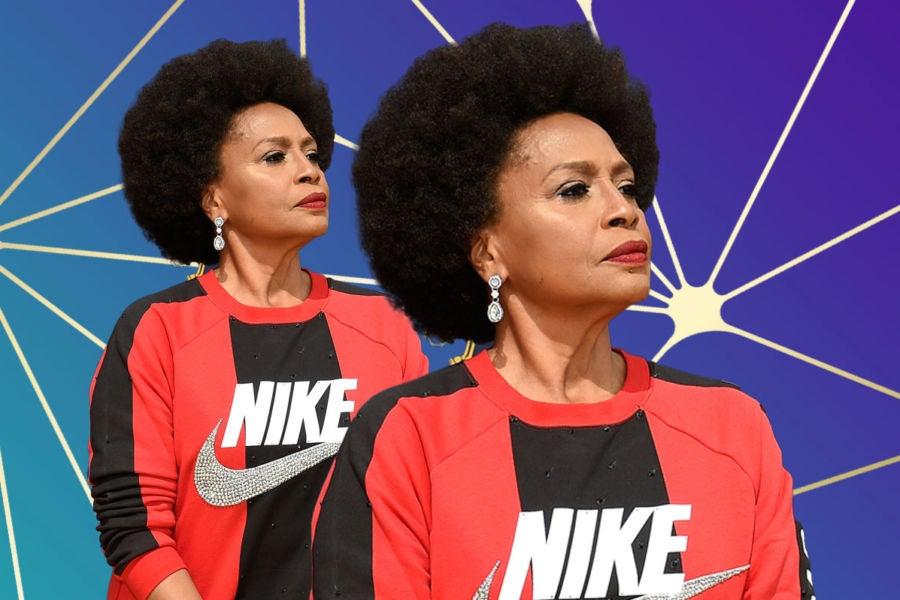 Jenifer Lewis Wears Nike On Emmys Red Carpet To Applaud ...