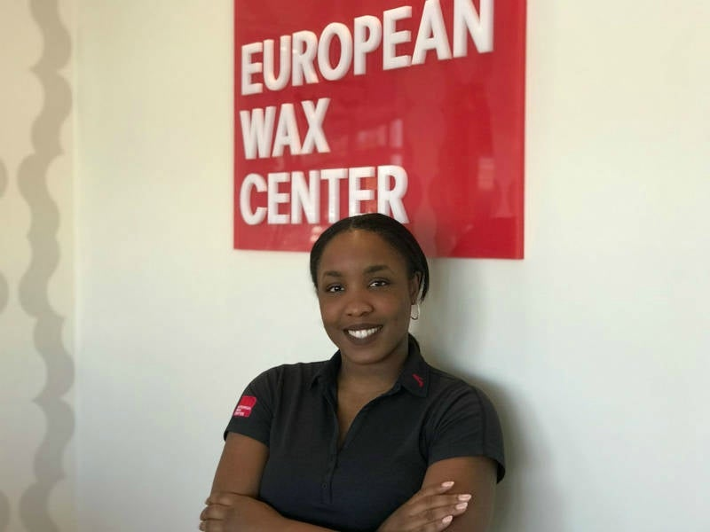 Meet The 23-Year-Old Black Woman Making History As The Youngest European Wax Center Franchisee