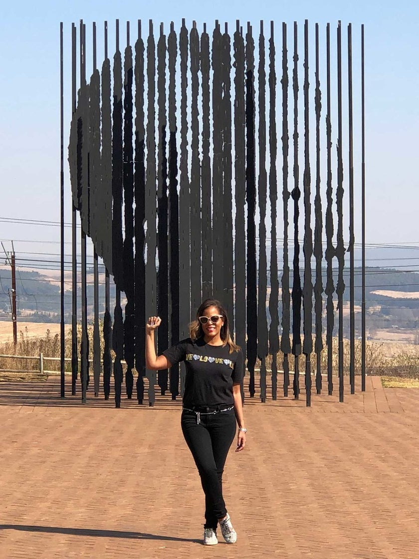 A Guide to Visiting South Africa, Honoring Nelson Mandela's Journey and Retracing His Steps