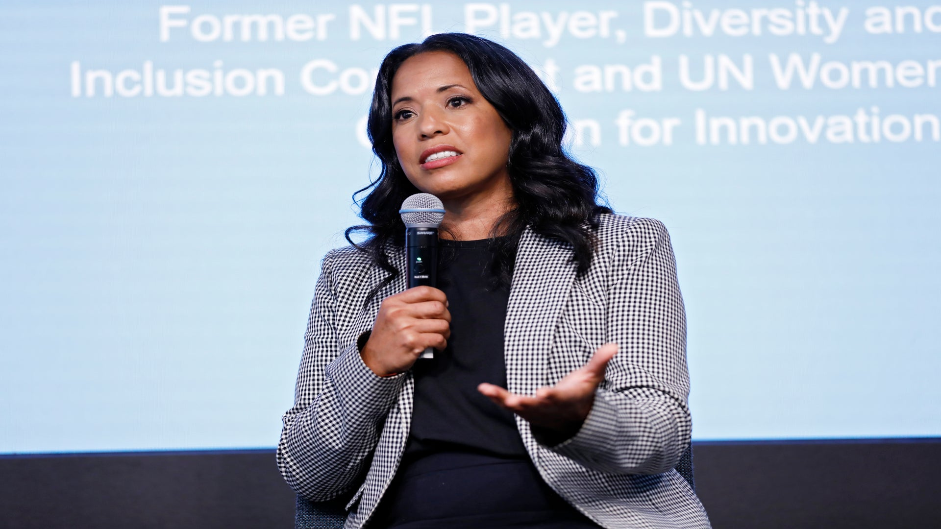 Essence President Michelle Ebanks Joins UN Women, Global Innovation Coalition For Change In Launch Of Gender Innovation Principles