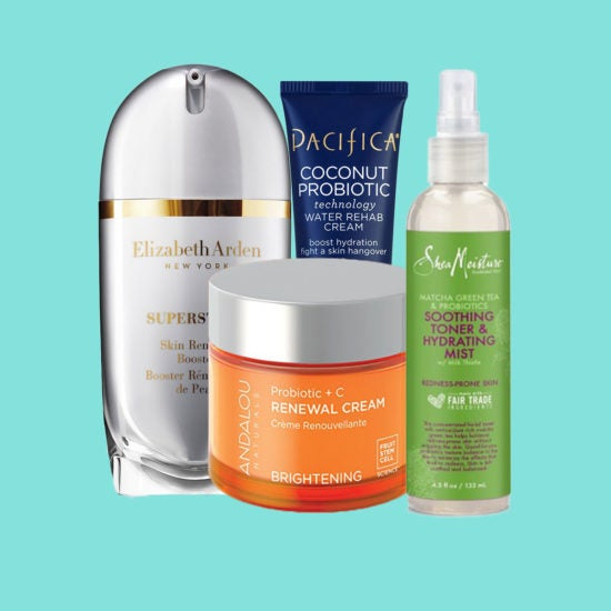 7 Probiotic Beauty Products That Will Improve Your Glow