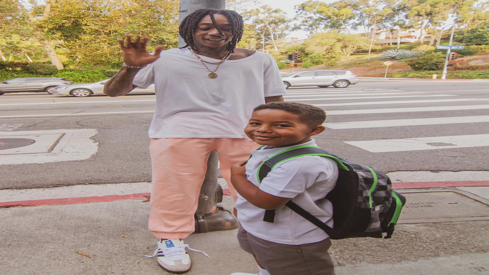 Wiz Khalifa Doesn't Care What You Think About His Son Taking The Bus to School