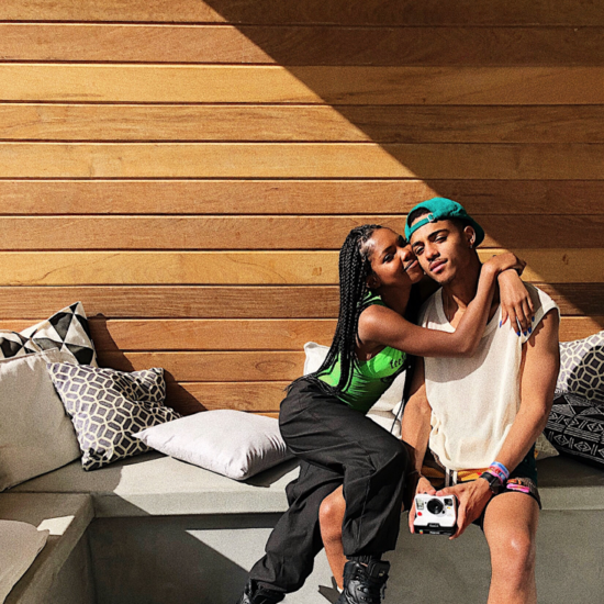 7 Photos That Prove Ryan Destiny and Keith Powers Make A Picture Perfect Couple