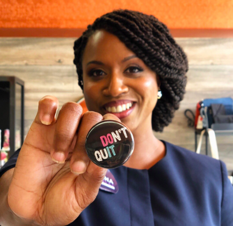 Ayanna Pressley's Reaction to Winning Massachusetts Primary Goes Viral