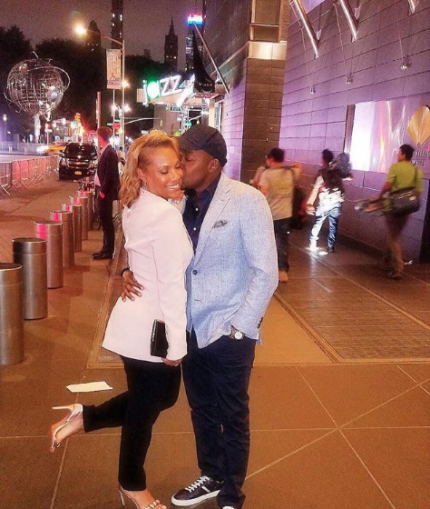 Will Packer and His Wife Heather Packer Are Making The Most Out Of Date Night In New York City