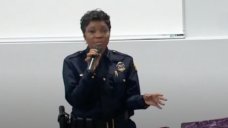 Dallas Police Chief Claims She's 'Prohibited' By Law From Firing Amber Guyger Over Killing of Botham Jean