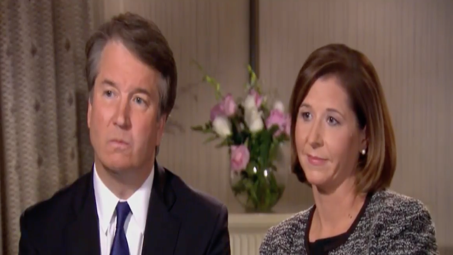 Brett Kavanaugh Adamantly Denies Sexual Misconduct, Pleads For 'Fair Process' During Fox News Sit Down