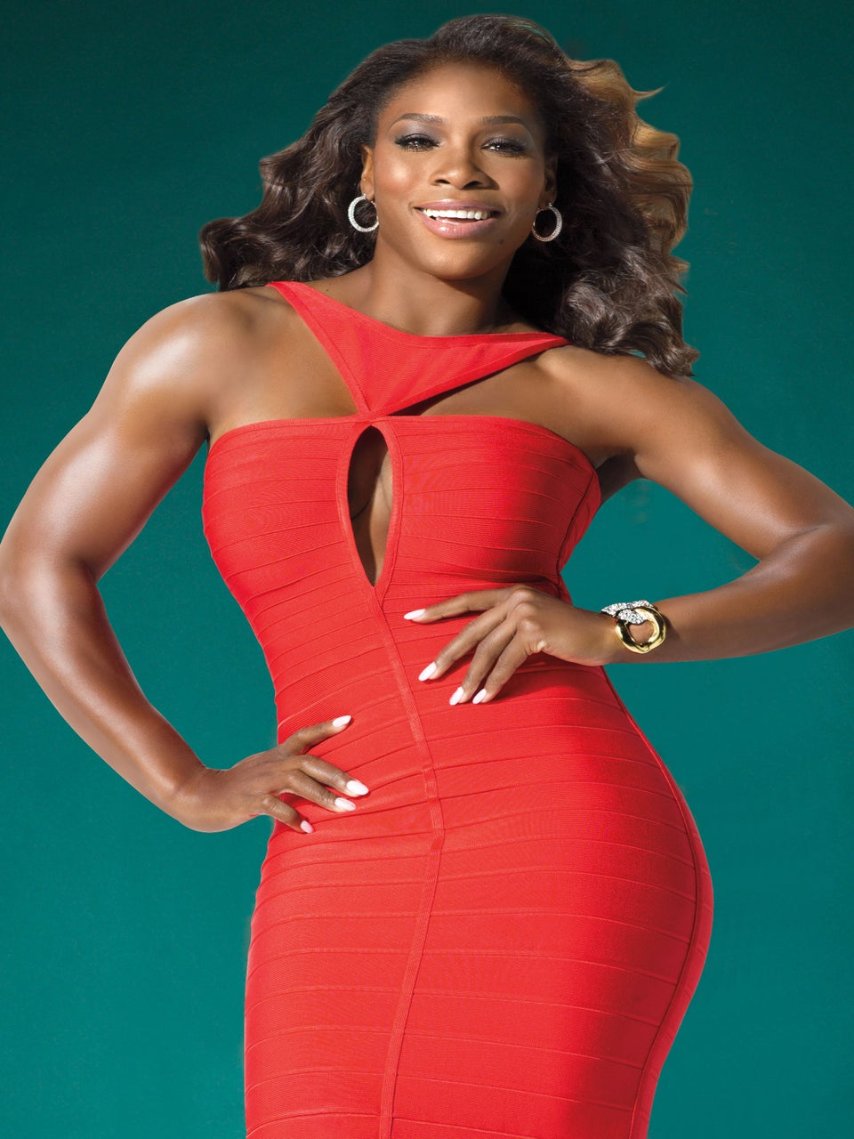 Serena Williams Wants Women To Boss Up and Make The First Move