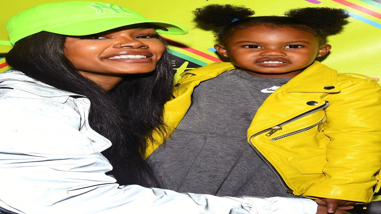 ICYMI: Teyana Taylor And Her Baby Girl Junie Stole The Show At The 2018 ESSENCE Street Style Festival