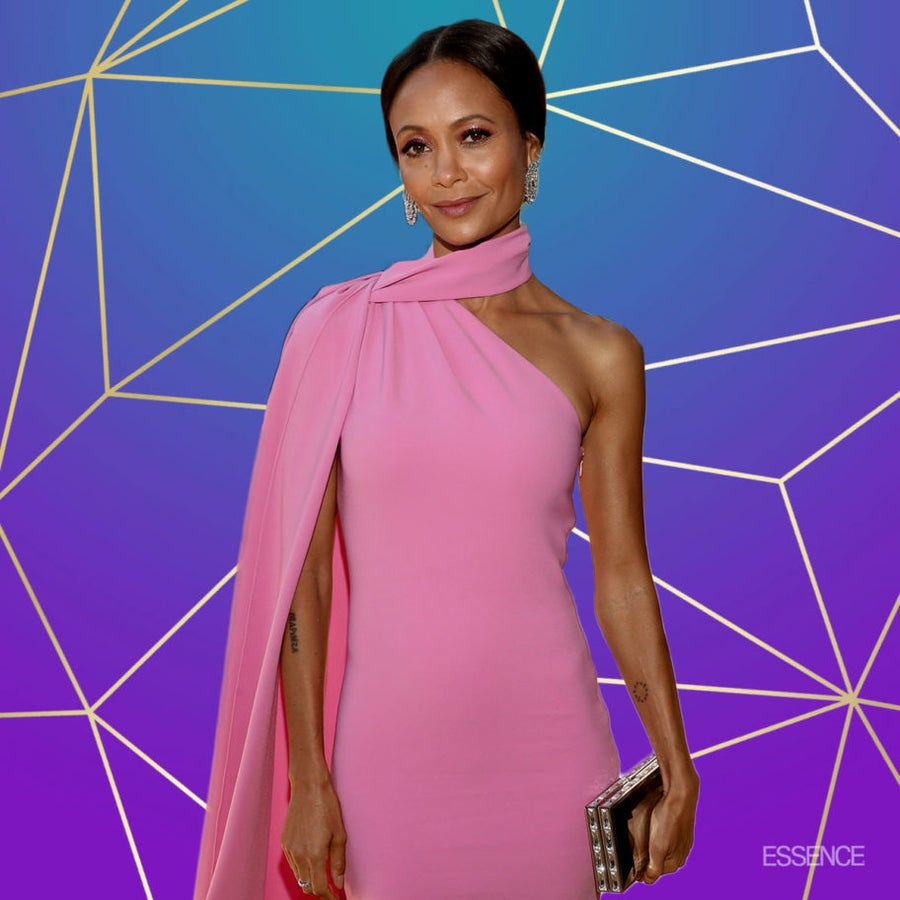 'Westworld' Star Thandie Newton On First Emmy Win: 'I Don't Even Believe In God But I'm Going To Thank Her'