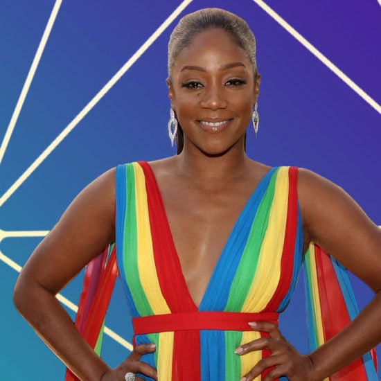 Tiffany Haddish Reveals The Crazy Place Where She's Putting Her Emmy