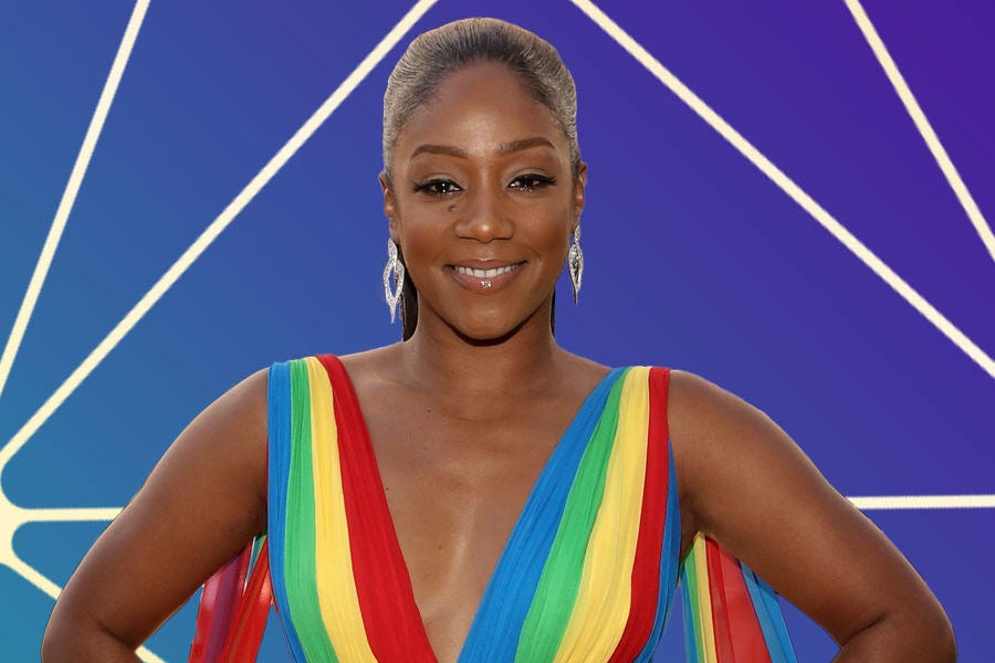 Tiffany Haddish Reveals The Crazy Place Where She's Putting Her ...