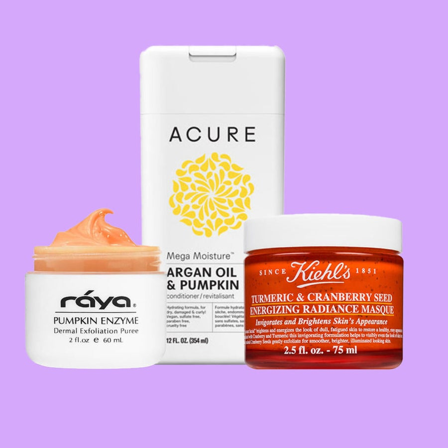 Fall In Love With These Pumpkin-Infused Beauty Products