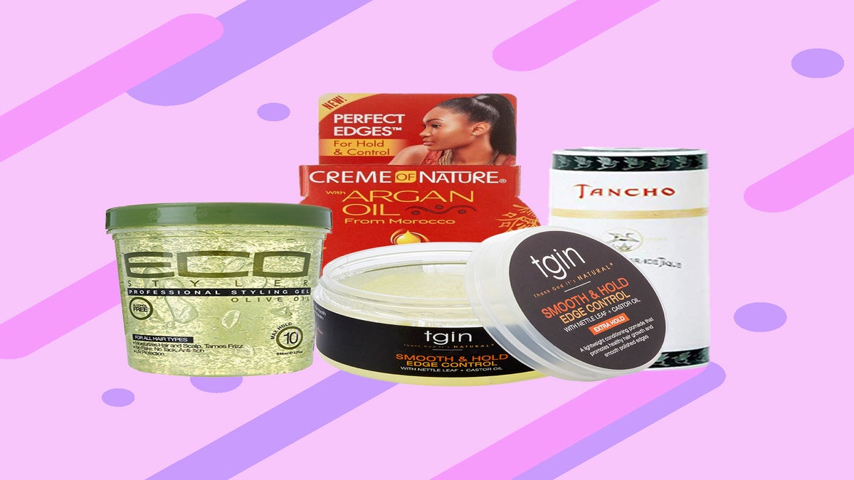 Finally! The Ultimate Edge Control Guide For Natural Hair