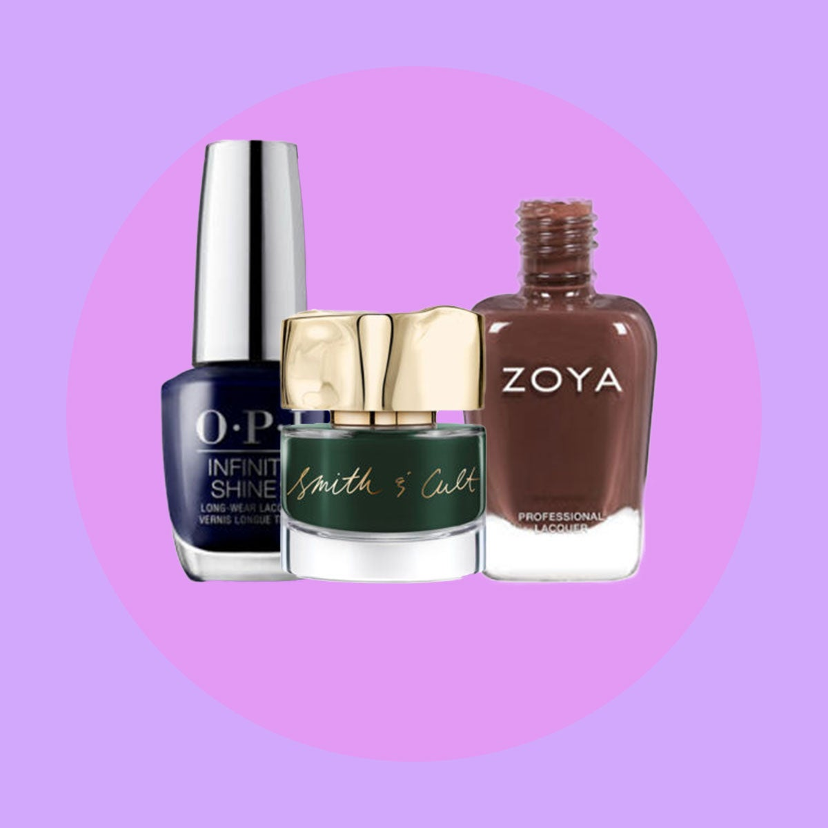 7 Fall Tastic Nail Polish Colors You Need To Grab Now
