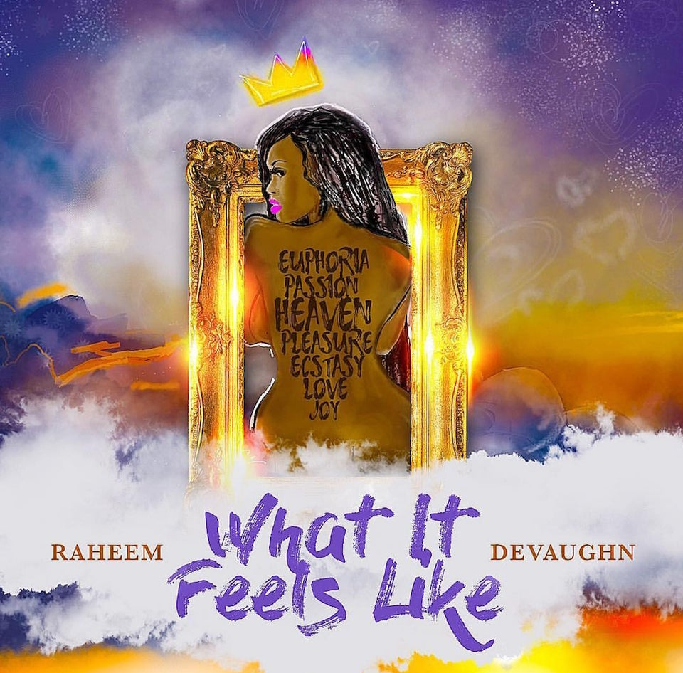 Raheem DeVaughn Celebrates Love And Happiness With 'What It Feels Like'