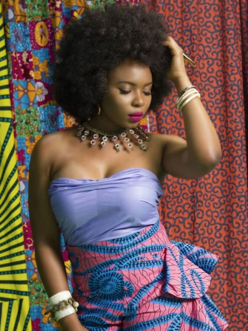Yemi Alade Once You Embrace Everything Authentic About