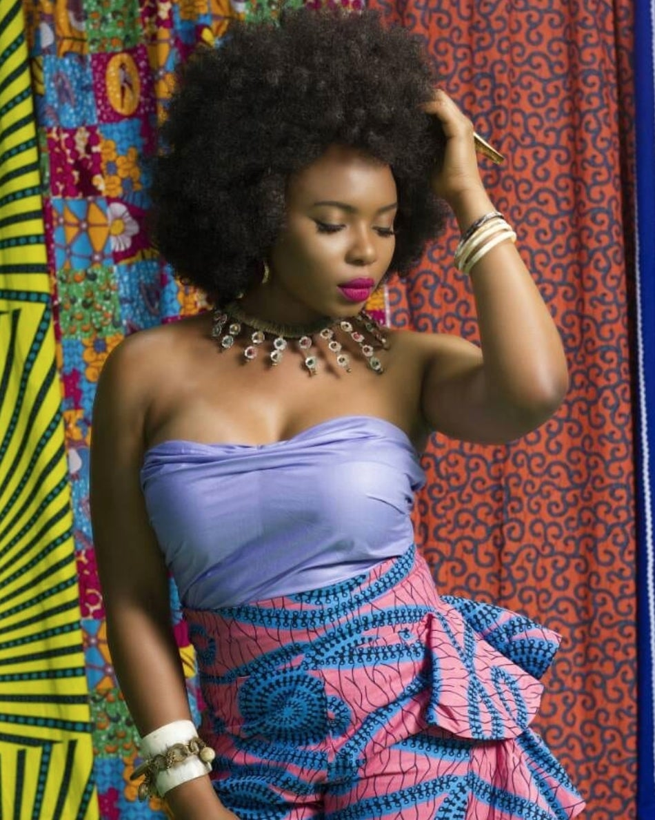 Yemi Alade: 'Once You Embrace Everything Authentic About Being A Black Woman, Everything Else Falls Into Place'
