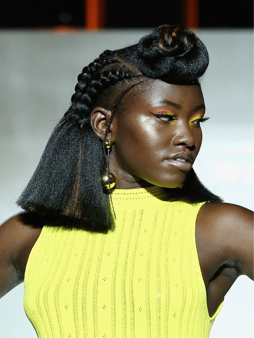 Texture On The Runway Brings #BlackGirlMagic To New York Fashion Week