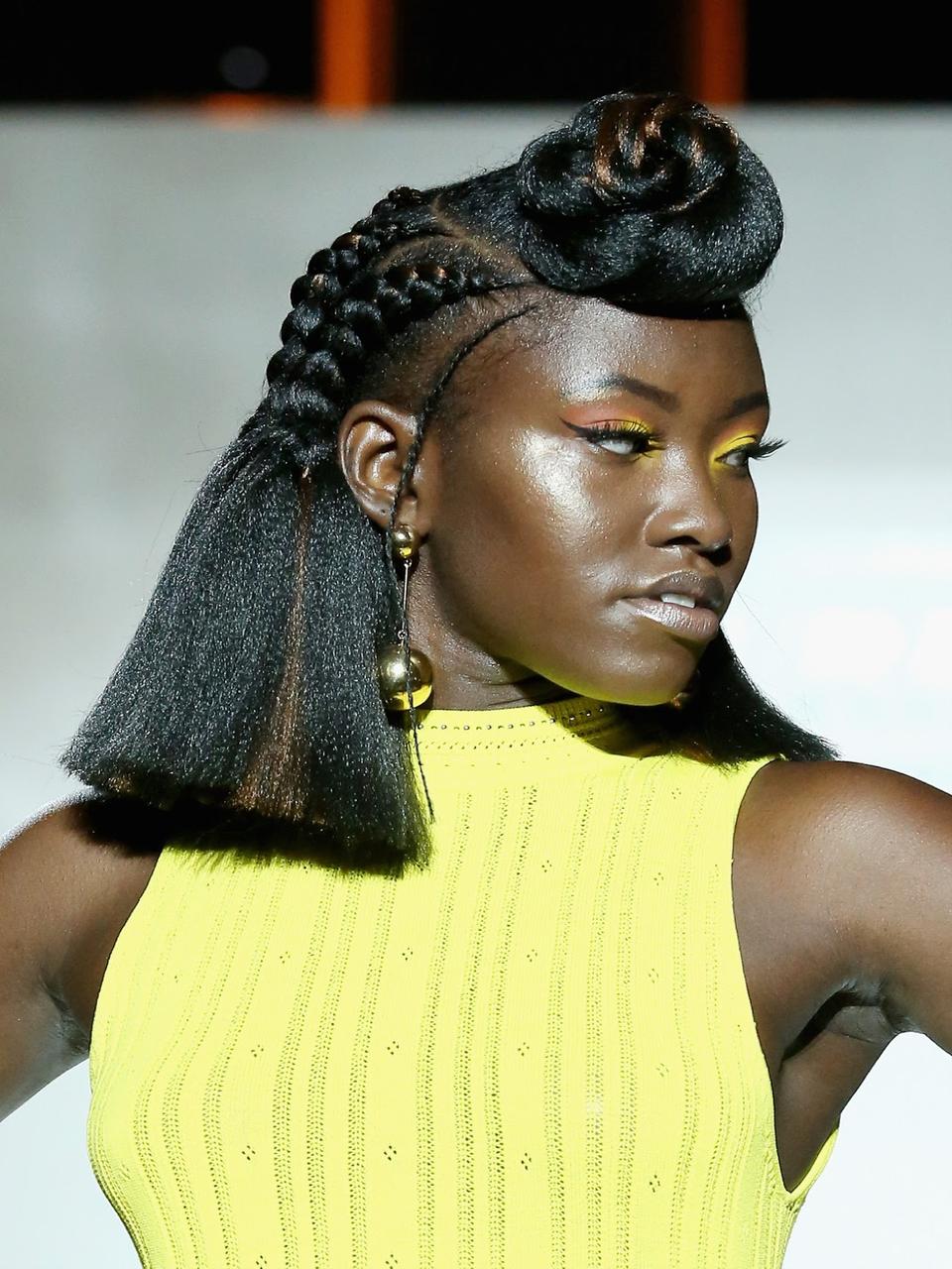 Texture On The Runway Brings #BlackGirlMagic To New York Fashion Week