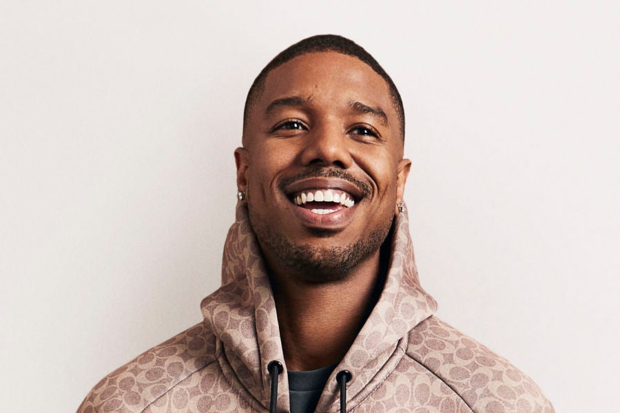 Black Boy Joy! Michael B. Jordan Is The New Face Of Coach- A First ...