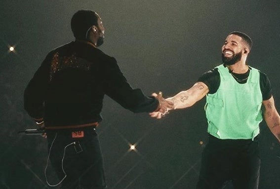 Drake Calls Meek Mill Reunion 'Healing' And 'Gratifying'