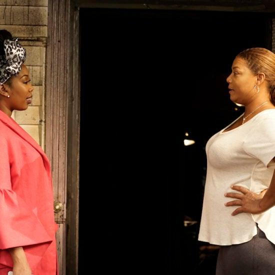 Carlotta Versus Cassie: Brandy and Queen Latifah Spill All The Tea For 'Star' Season 3
