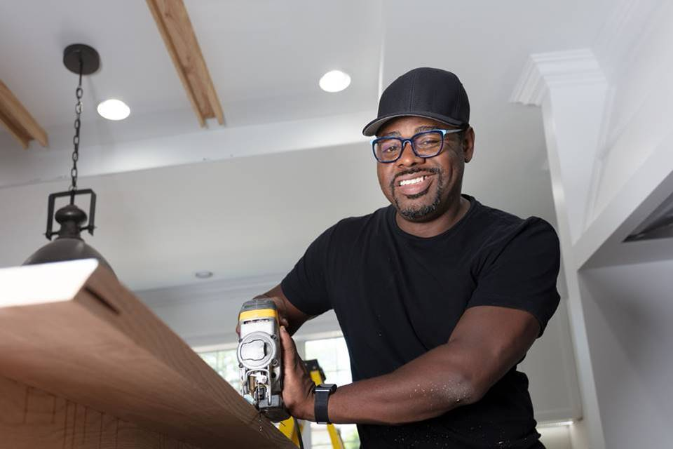 Boyz II Men's Nathan Morris Is Getting His Hands Dirty With This New Gig