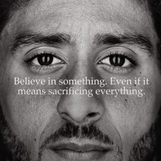 Christian College In Georgia Severs Ties With Nike Over Colin Kaepernick Ad