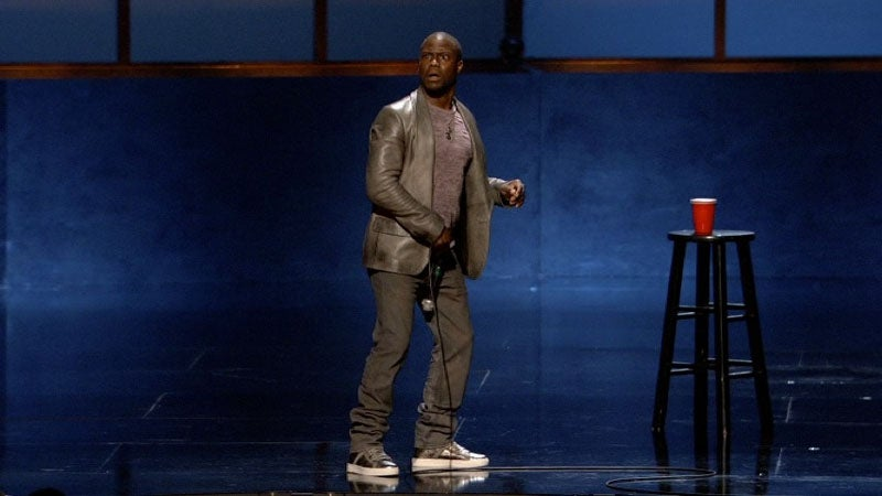 Kevin Hart Plans To Turn Oscars Drama Into Stand-Up Comedy Material For New Special