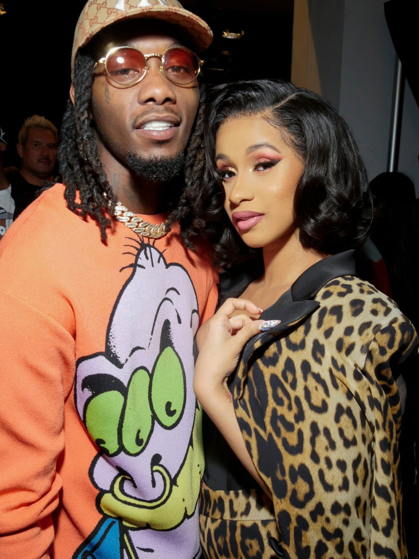 Are Cardi B and Offset Trying To Make It Work?