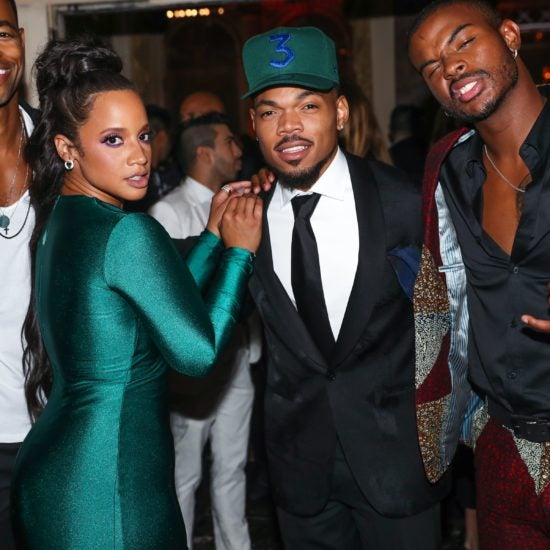 Chance The Rapper, La La Anthony, Nicki Minaj and More Celebs Out and About