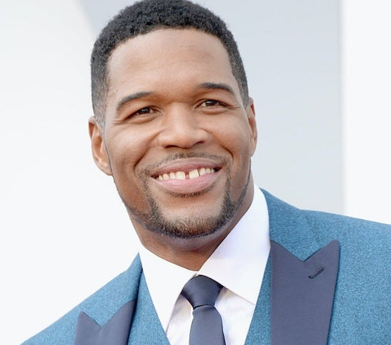 Michael Strahan Wants To Give Clemson Players A 'Proper Meal' After Trump's Fast Food Feast