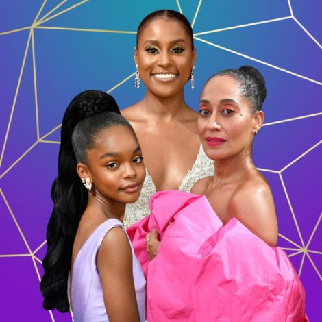 Yes, Black Queens! The Best Hair and Beauty Looks From The 2018 Emmy Awards
