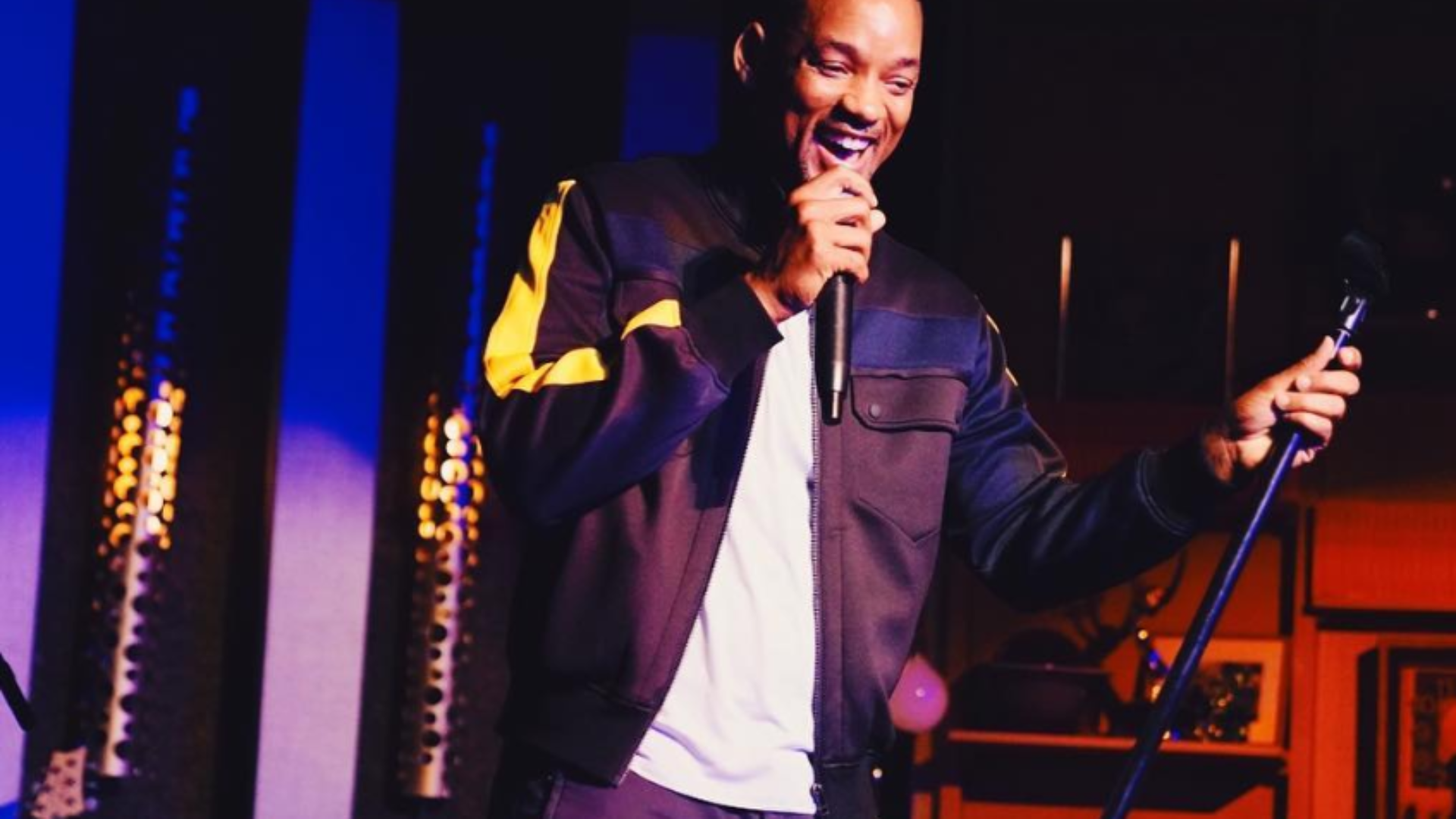 Will Smith Did Stand-Up Comedy For The First Time, And Of Course He Killed It