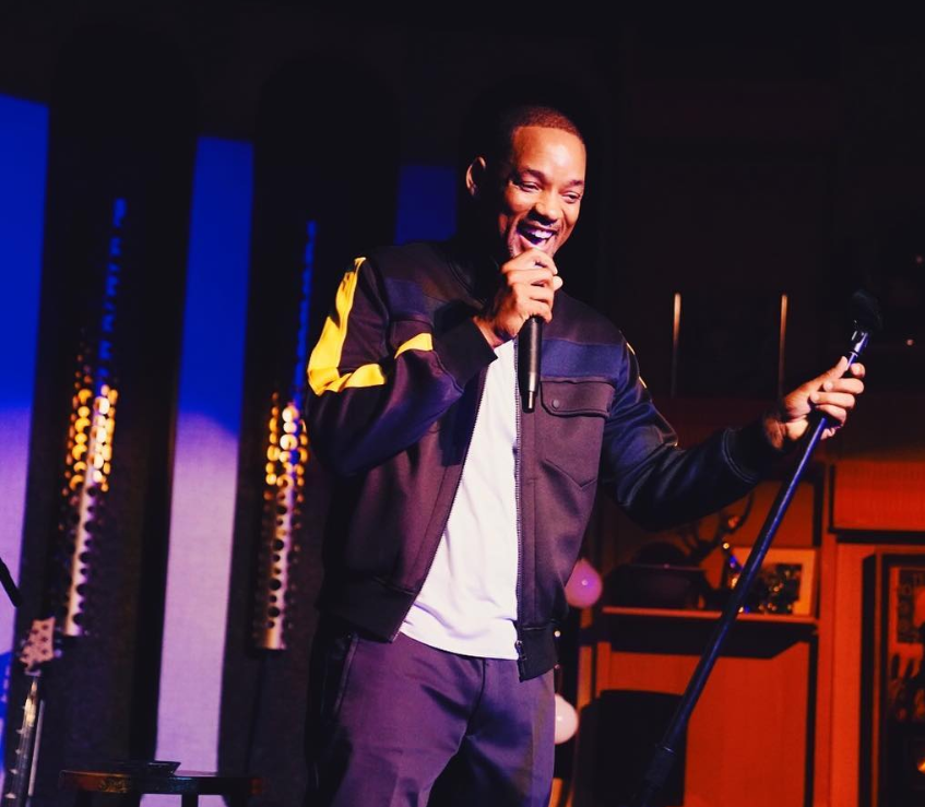 Will Smith Did Stand-Up Comedy For The First Time, And Of Course ...
