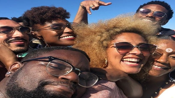 We All Wanted An Invite To Issa Rae's Yacht Party!