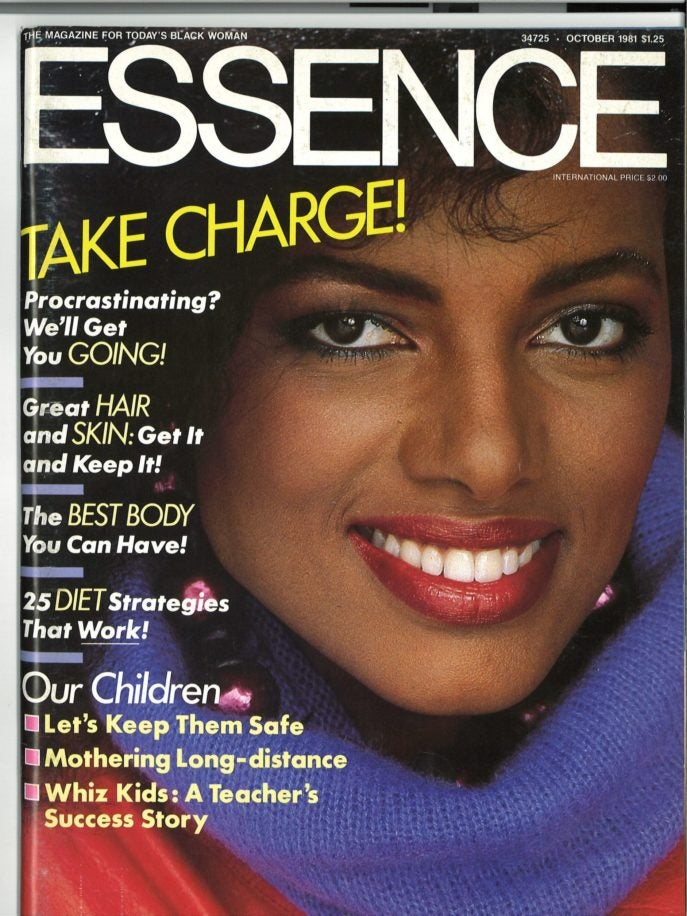 Phyllis Cuington-Wier Was One Of The First Black Women To Shoot An Essence Cover In 1981