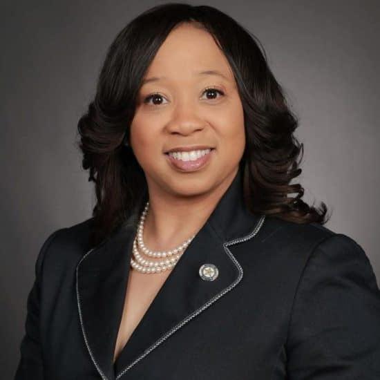 State Sen. Anastasia Pittman, Democratic Candidate For Oklahoma Lieutenant Governor